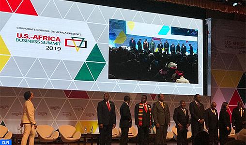M. Jazouli représente le Maroc au 12ème Sommet des Affaires Etats Unis-Afrique
