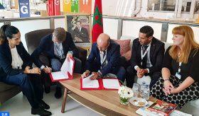L'Aerospace Moroccan Cluster s'allie avec le groupement flamand FLAG pour développer la recherche au service de l'industrie aérospatiale