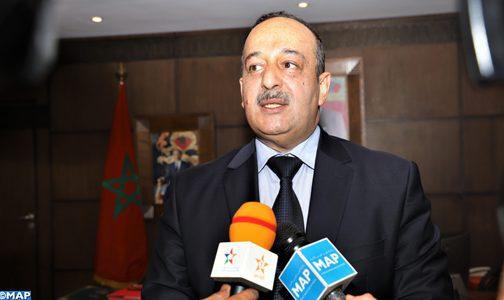 """L'adoption par la Chambre des représentants du caractère officiel de l'amazigh, """"un moment historique"""""""