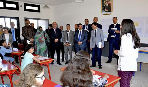 """Marrakech: Lancement officiel de la 2ème phase du programme """"Forsa pour tous 2019-2022"""""""