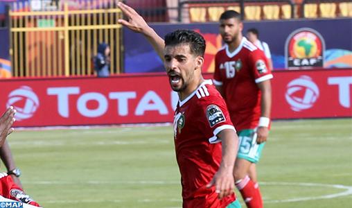"""CAN 2019 (Maroc/Namibie): L'équipe nationale a réalisé une """"bonne performance"""" contre la Namibie (Boussoufa)"""