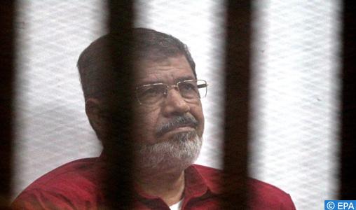 L'ancien président égyptien Mohamed Morsi est mort (médias)