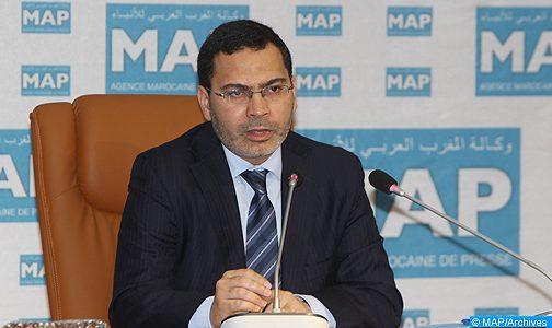 M. Mustapha El Khalfi invité le 18 juin du Forum de la MAP sur le thème de la mise à niveau des textes régissant le secteur de la presse