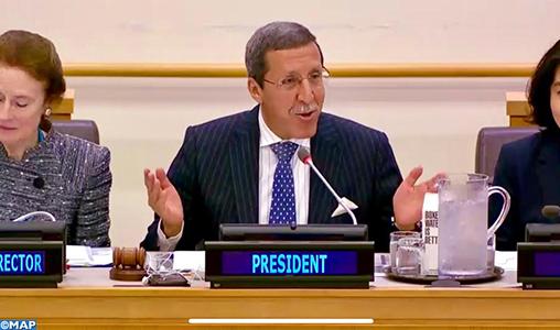 Hilale: l'autonomie est l'unique et seule solution à la question du Sahara