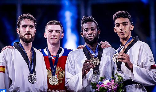 GP-2019 de taekwondo : Achraf Mahboubi décroche le bronze à Rome
