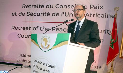 """Skhirat: La réforme du CPS de l'UA doit être guidée par des """"paramètres fondamentaux"""""""