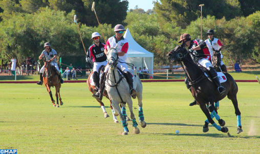 Trophée international Mohammed VI de Polo: le Maroc domine l'Egypte 4-1