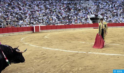 Les corridas, une pratique traditionnelle en perte d'attractivité en Espagne