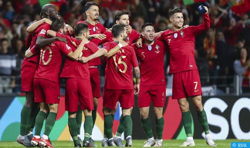 Le Portugal remporte la Ligue des nations en battant les Pays-Bas (1-0)