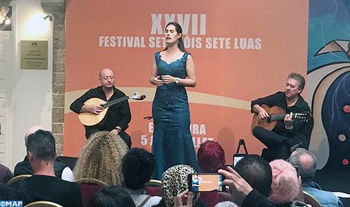 """27è Festival """"Sete Sois, Sete Luas"""" à Essaouira : """"Orkestra Popular 7 Luas"""" et """"Oussoul Gnaoua"""" offrent au public un cocktail musical de toute beauté"""