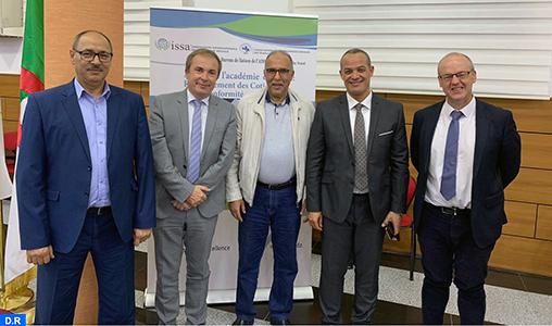 Présentation à Alger de l'expérience marocaine en matière de recouvrement des cotisations de la sécurité sociale