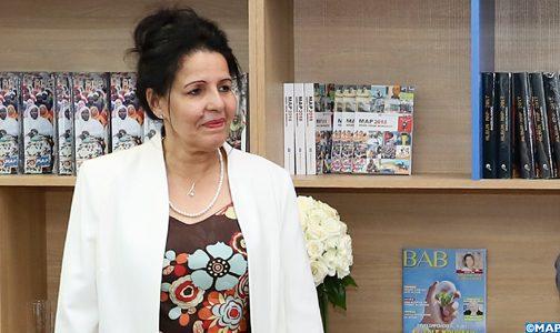 Mme Bahia Amrani, présidente de la FMEJ, invitée demain lundi du Forum de la MAP