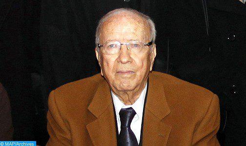 Le Président Béji Caïd Essebsi: Un long combat pour la liberté