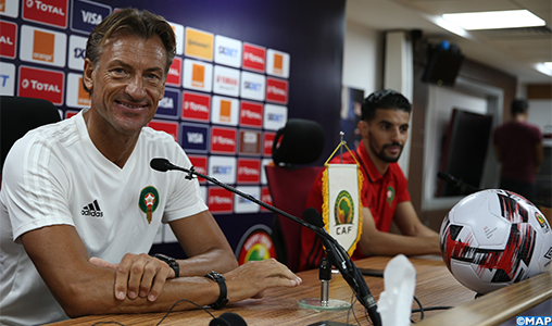 Hervé Renard: Le match contre le Bénin sera difficile mais l'équipe nationale est capable de gagner et passer en quarts