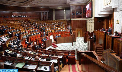 Chambre des conseillers: Clôture vendredi de la deuxième session de l'année législative 2018-2019