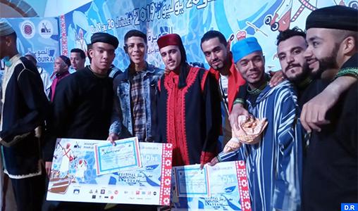 """Tombée du Rideau à Essaouira sur la 2è édition du Festival """"Génération Gnaoua des Jeunes"""""""