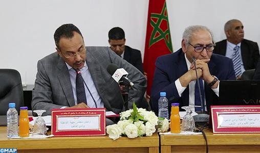 La région de Dakhla-Oued Eddahab s'est inscrite de manière positive dans la mise en oeuvre du nouveau modèle de développement des provinces du Sud