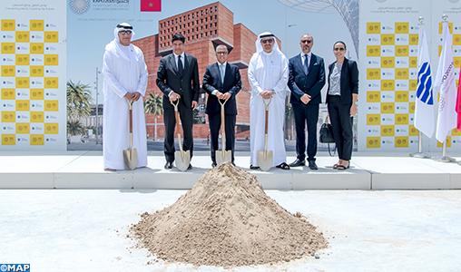 Expo 2020 Dubaï : Lancement des travaux de construction du pavillon marocain