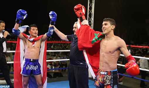 Fès abrite la 7ème Coupe d'amitié Maroc-Thaïlande de Muay Thai