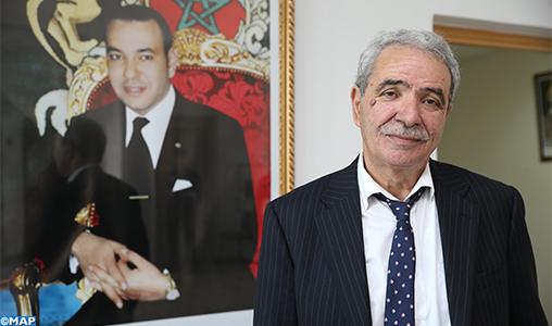 Fès-Meknès : Installation du nouveau président de la CRDH