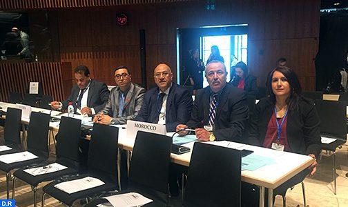 Participation du parlement marocain aux travaux de la 28-ème session de l'Assemblée parlementaire de l'OSCE au Luxembourg