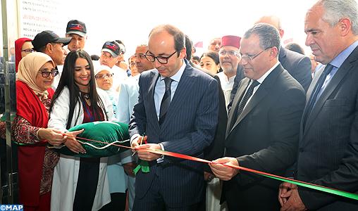 Quelque 300.000 personnes bénéficieront des prestations du nouvel hôpital de proximité de Ksar El Kébir