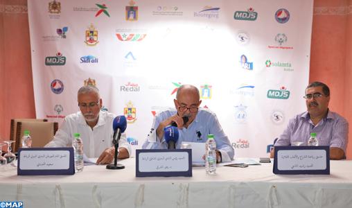 """Le Festival nautique international de Rabat vise à faire des sports nautiques un """"vecteur de développement humain"""" (Organisateurs)"""