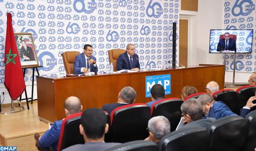 Événements d'Al-Hoceima : Les initiatives des acteurs civils sont l'expression d'une volonté sociétale alliant dynamisme et liberté de pensée (rapport)