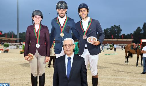 Semaine du Cheval 2019 (Sénior Amateur) : Le cavalier Ahmed Tidjani remporte le championnat du Maroc