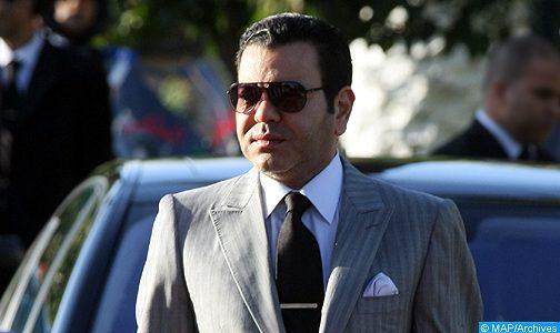 Arrivée à Tunis de SAR le Prince Moulay Rachid pour représenter SM le Roi aux funérailles du Président Béji Caïd Essebsi