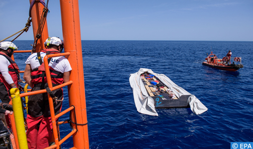 Le bilan des victimes du naufrage d'immigrants au large de la Tunisie s'alourdit à 11 (nouveau bilan)