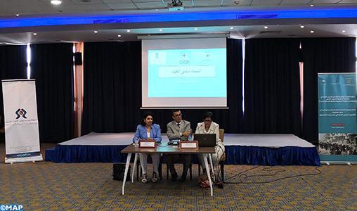 Tanger: Atelier de formation sur le droit international humanitaire et les défis d'application