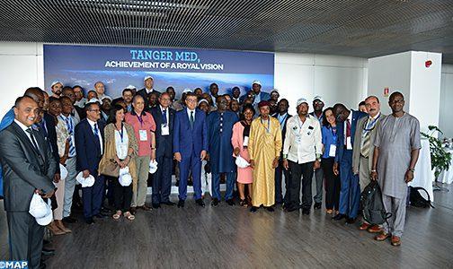 Tanger Med met en place une Task Force au service de la compétitivité portuaire de l'Afrique