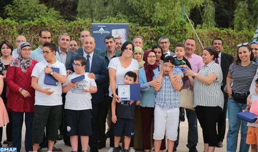 Ifrane: La FOS-MEF organise des séjours de formation et de répit au profit des adhérents, parents d'enfants en situation de handicap