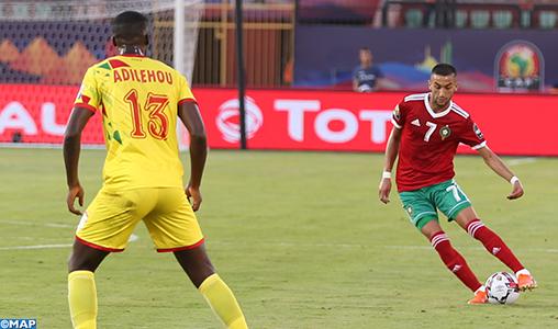 CAN-2019 (huitièmes de finale) : Le Maroc éliminé par le Bénin