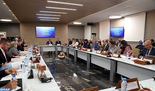 Réunion à Rabat du Comité conjoint chargé du suivi de l'ALE Maroc-USA