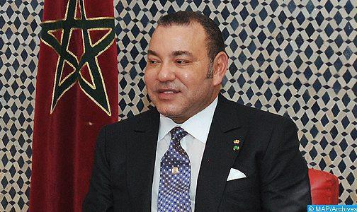 Aïd Al Adha: Message de félicitations à SM le Roi du vice-président de l'Etat des Emirats Arabes Unis