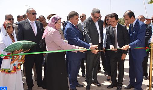 Agadir : Lancement officiel de la commercialisation de la 3è tranche de l'Agropôle Souss Massa