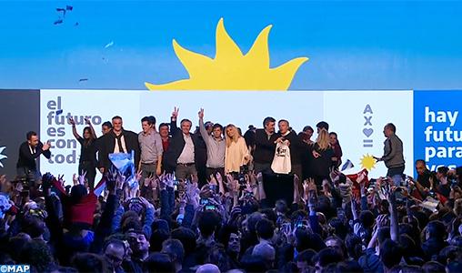 Présidentielle en Argentine: large victoire du péroniste Alberto Fernandez face au président Mauricio Macri lors des élections primaires