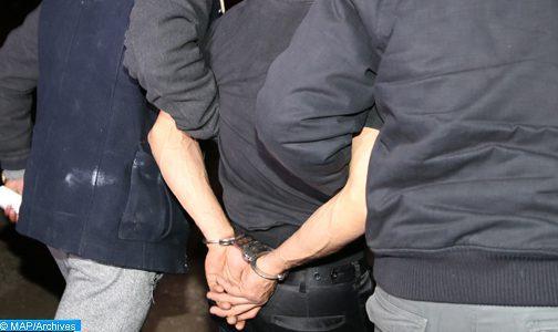 Arrestation à Meknès d'un récidiviste soupçonné d'implication dans une affaire de faux et usage de faux (DGSN)