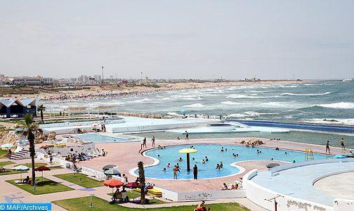 La grande piscine de Rabat: Un nouvel espace de détente