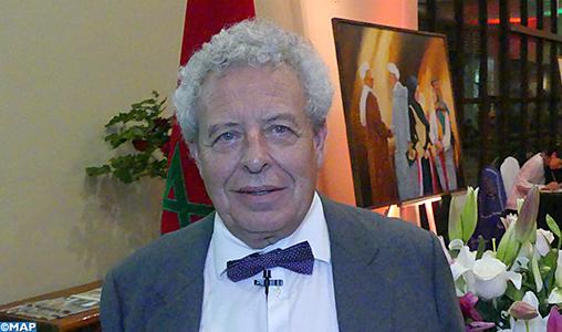 La Fête du Trône célèbre 20 années de progrès, de croissance et de dialogue des civilisations et des religions (analyste politique chilien)