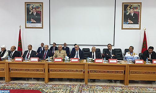 Le 40e anniversaire de la récupération de Oued Eddahab, une page rayonnante dans la lutte pour le recouvrement de l'unité nationale (M. El Ktiri)
