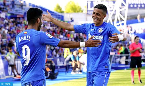 Transfert: Fayçal Fajr retourne à Getafe pour deux ans (club)