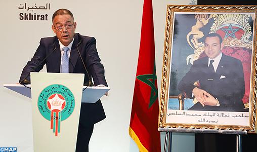 Le développement du football au Maroc tributaire de la poursuite de l'investissement dans l'infrastructure et la formation