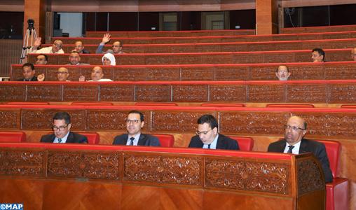La Chambre des conseillers adopte trois projets de loi relatifs aux terres des communautés soulaliyates