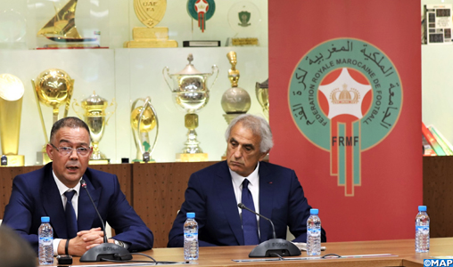 Vahid Halilhodzic aura pour objectif la qualification à la demi-finale de la prochaine CAN et à la Coupe du monde 2022