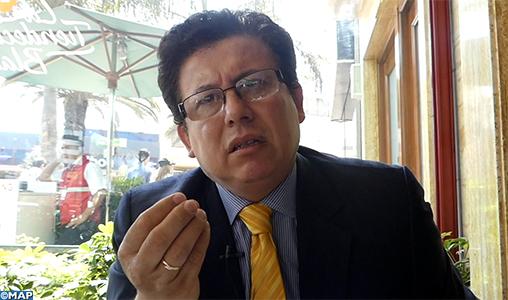 """Les réformes de SM le Roi ont fait du Maroc """"une force montante dans le monde"""" (Expert péruvien)"""