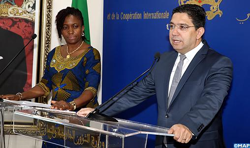 La Sierra Leone réitère son soutien permanent à l'intégrité territoriale du Royaume du Maroc et salue l'Initiative marocaine d'autonomie