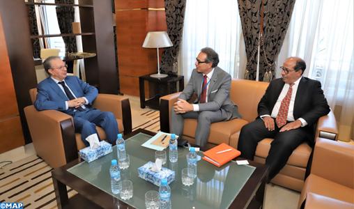 L'UNFPA veut collaborer avec le Maroc pour la création des bases de données régionales (responsable onusien)